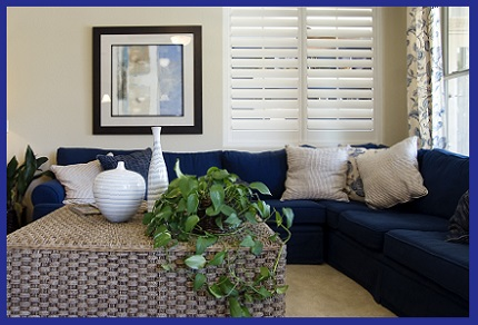 Plantation Shutters Saint Lucie West Florida