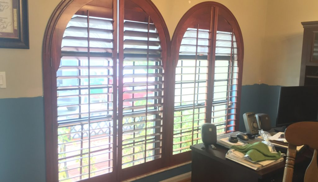 Attractive Plantation Shutter Arches, Cost Of Plantation Shutter Arches, Custom  Plantation Shutter Arches